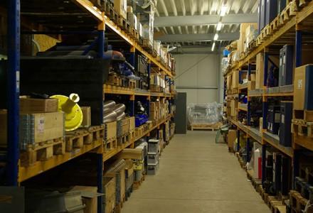 BHKW Ersatzteile & Versorgung